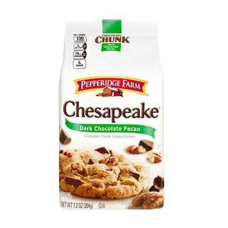 Pepperidge Farm Chesapeake Dark Chocolate Pecan Cookies