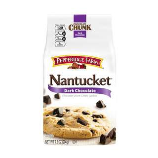 Pepperidge Farm Nantucket Dark Chocolate Cookies