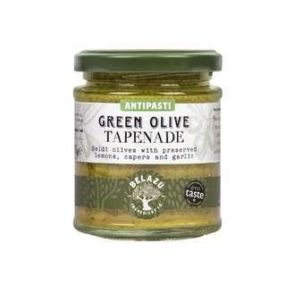 Belazu Green Olive Tapenade
