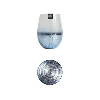 Table Matters TAIKYU Blue Luster Beer Glass - 530ml