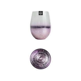 Table Matters TAIKYU Violet Luster Beer Glass - 530ml