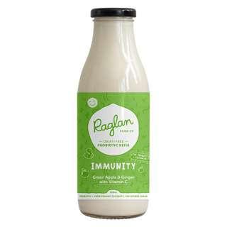 Raglan Food Company Kefir Milk - Green Apple Ginger Vitamin C