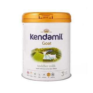 Kendamil Goat Toddler Milk Stage 3