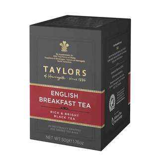 Taylors of Harrogate English Breakfast Tea Bag