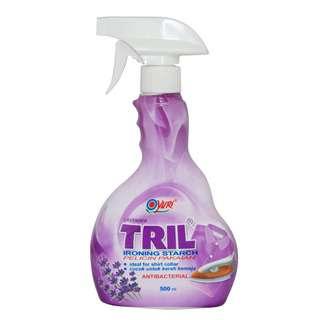 Yuri Tril Ironing Starch Spray Lavender