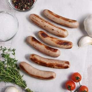 Wicks Manor English Pork Sausage Chipolatas
