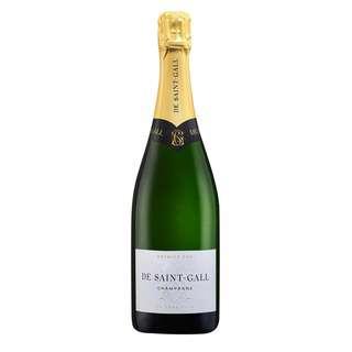 Champagne De Saint Gall Brut Tradition Premier Cru, 12.5%