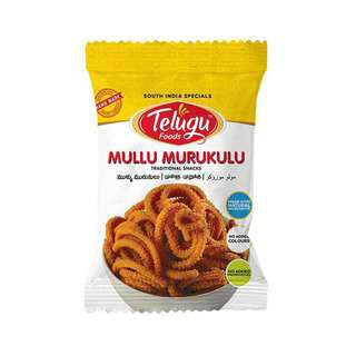 Telugu Foods Mullu Murukku