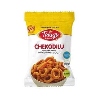 Telugu Foods Chekodilu