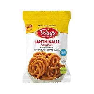 Telugu Foods Janthikalu Chekkidalu
