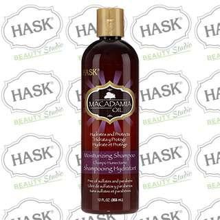 Hask Macadamia Moisturizing Shampoo