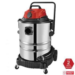 POWERPAC (PPV5500) Wet & Dry Vacuum Cleaner 50L
