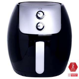 POWERPAC (PPAF676) XXL Air fryer 8L with Hot Air Flow System