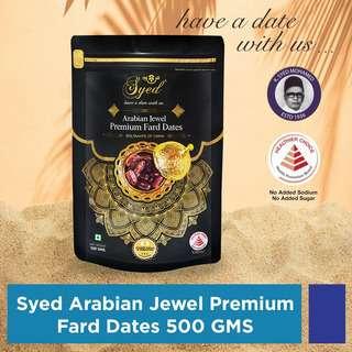 Syed Arabian Jewel Premium Fard Dates