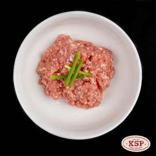 KSP Fresh Pork Minced