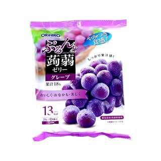 Orihiro Purun To Konnyaku Jelly Grape