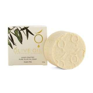 Olive Oil Skincare Company Goat's Milk Olive Oil Soap