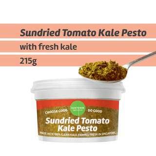 Sustenir Sundried Tomato Kale Pesto