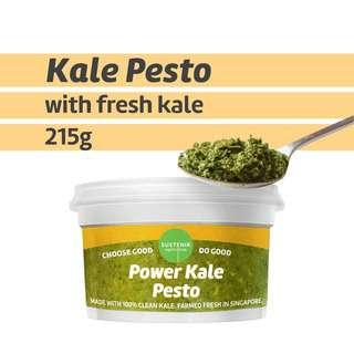 Sustenir Power Kale Pesto