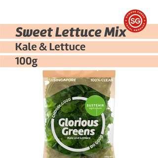 Sustenir Glorious Greens - Mixed Salad