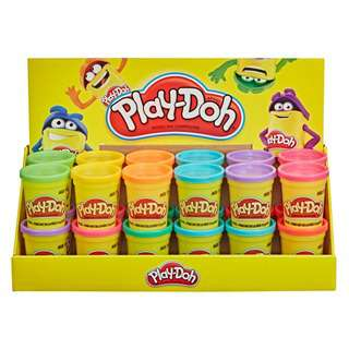 Play-Doh Single Can Assorted (5 cans in a pack)