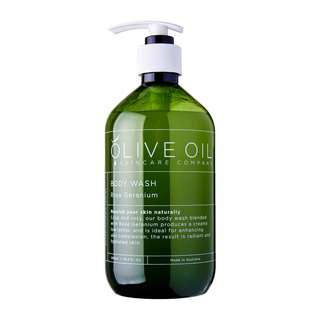 Olive Oil Skincare Company BODY WASH - Rose geranium