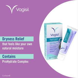 Vagisil Prohydrate External Hydrating Gel