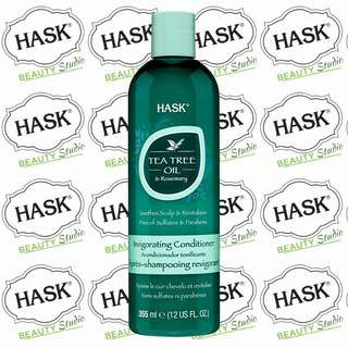 Hask Tea Tree Oil & Rosemary Invigorating Conditioner