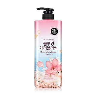 On The Body Blooming Cherry Blossom Body Wash