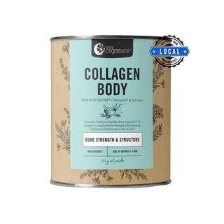 Nutra Organics Collagen Body with Fortibone