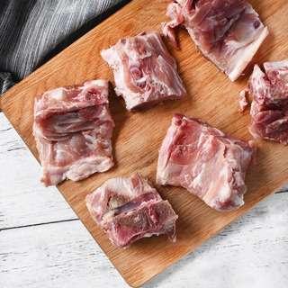 Wicks Manor English Pork Bones (Cut)