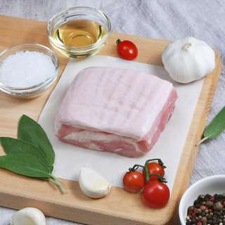Wicks Manor English Pork Belly