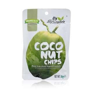 Springdale Cottage Coconut Chips