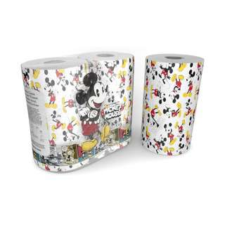 DISNEY Mickey Mouse Kitchen Towel 75SX2