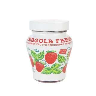 Fabbri Strawberry in Heavy Syrup, Gluten Free