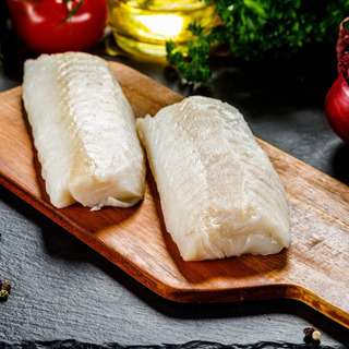 Ocean Fish Atlantic Cod Fillets