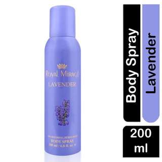 ROYAL MIRAGE LAVENDER Perfumed Body Spray for WOMEN