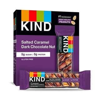 Kinds Bar Salted Caramel & Dark Chocolate Bar x 12