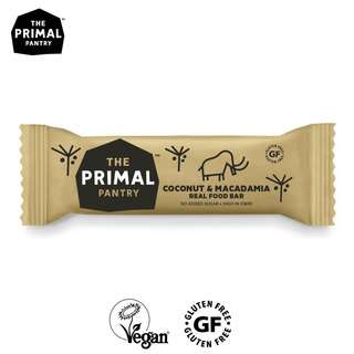 Primal Pantry Coconut Macadamia Snack Bar - Gluten Free Vegan