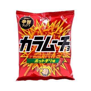 Koikeya Stick Karamucho Hot Chili Potato