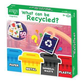 Learning Kitds What Can Be Recycled