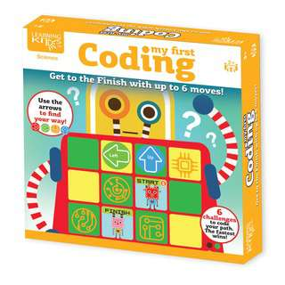 Learning Kitds My First Coding