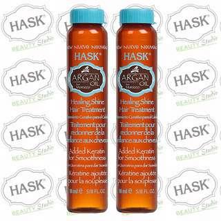 Hask Argan Repairing Hair Oil