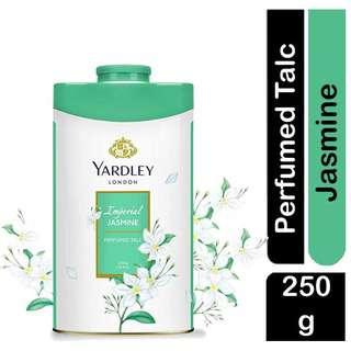 Yardley Imperial JASMINE PERFUMED TALCUM POWDER for Women