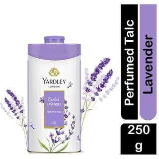 Yardley English LAVENDER PERFUMED TALCUM POWDER for Women