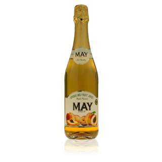 May Sparkling Peach Juice