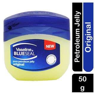 Vaseline BLUESEAL Pure Petroleum Jelly ORIGINAL Healing Jelly