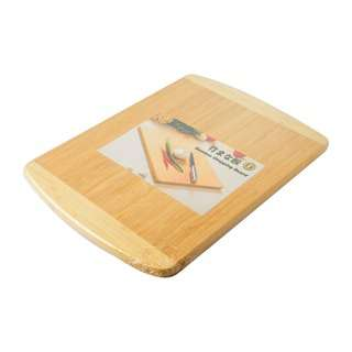 Dolphin Collection Bamboo Chopping Board 40 x 30 x 1.7cm