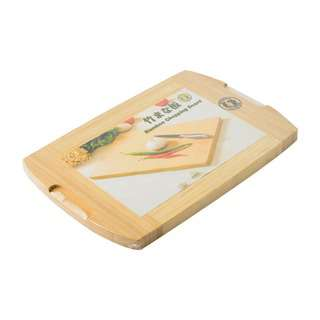 Dolphin Collection Bamboo Chopping Board 30 x 20 x 1.7cm