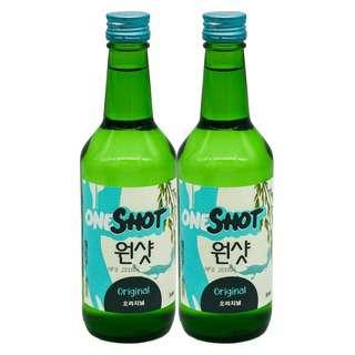 ONE SHOT Original Soju
